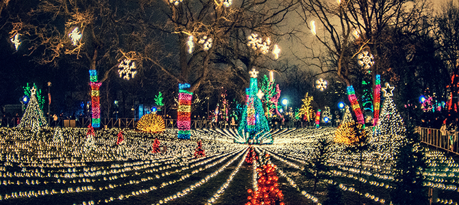 Best Holiday Lights & Christmas Displays in and Around Chicago ...