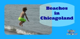 Beaches in chicagoland